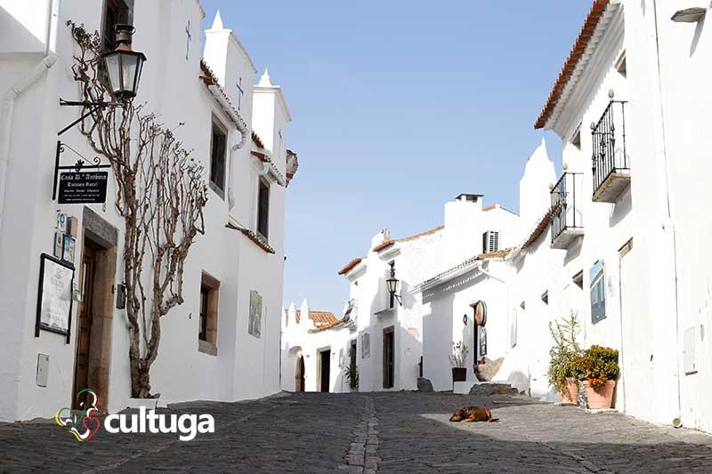 Alentejo Portugal: vila de monsaraz