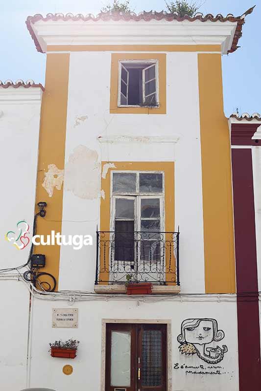 Casa Florbela Espanca Portugal