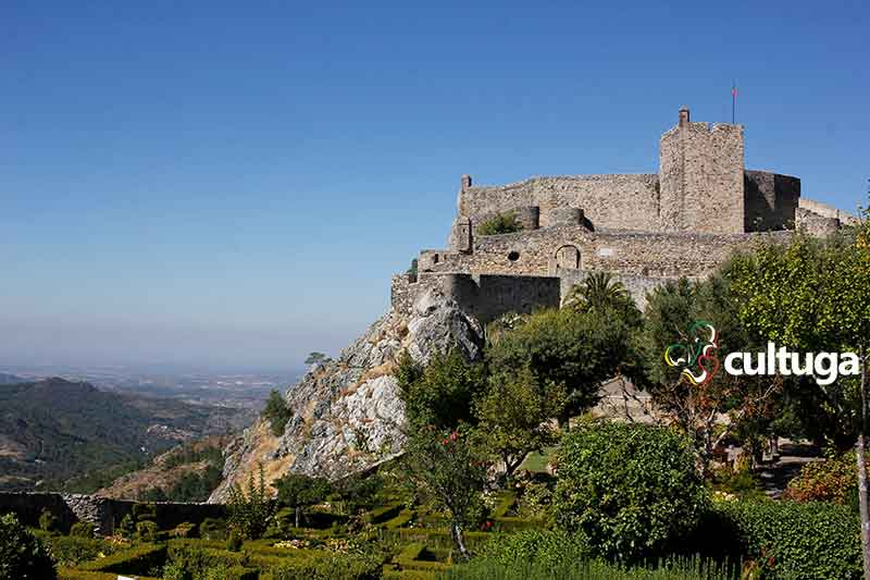 Castelo de Marvão, Alentejo Portugal