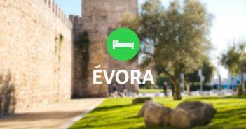 onde se hospedar em Evora