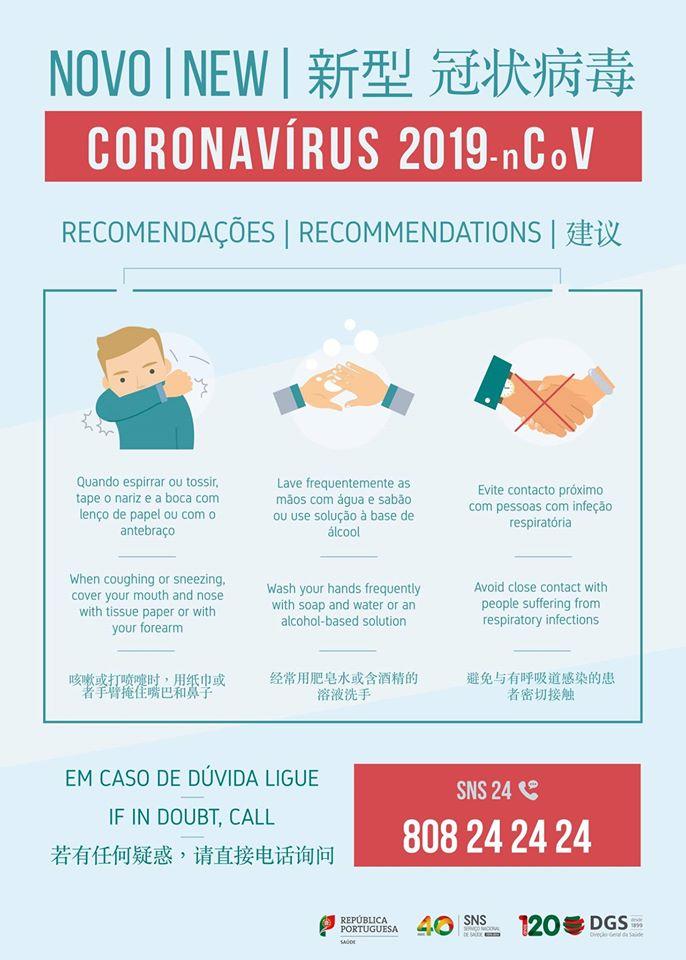 Coronovirus-portugal