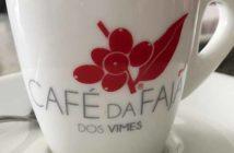 Café dos Açores na Ilha de São Jorge