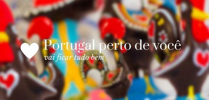 Portugal e o Cultuga perto de você ❤