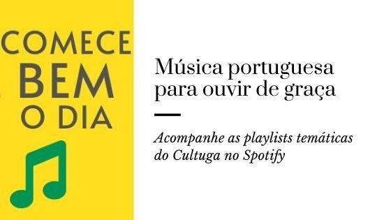Música portuguesa para ouvir de graça