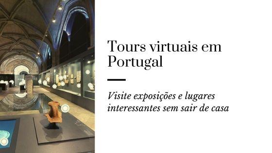 Tours virtuais em Portugal