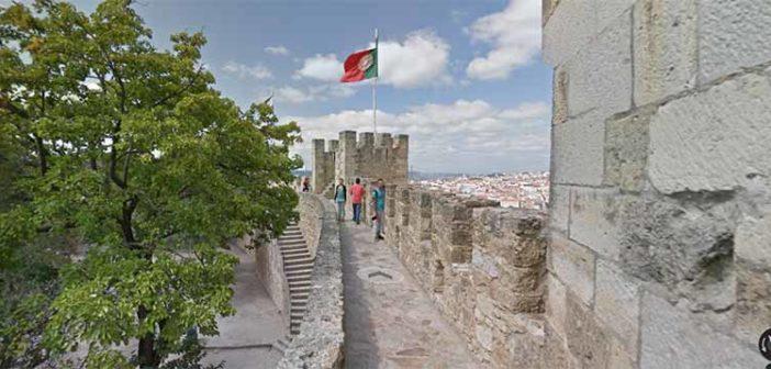tour virtual castelos de portugal