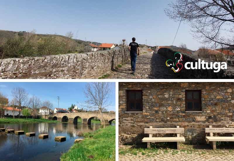 Tras os montes portugal: aldeia de Gimonde