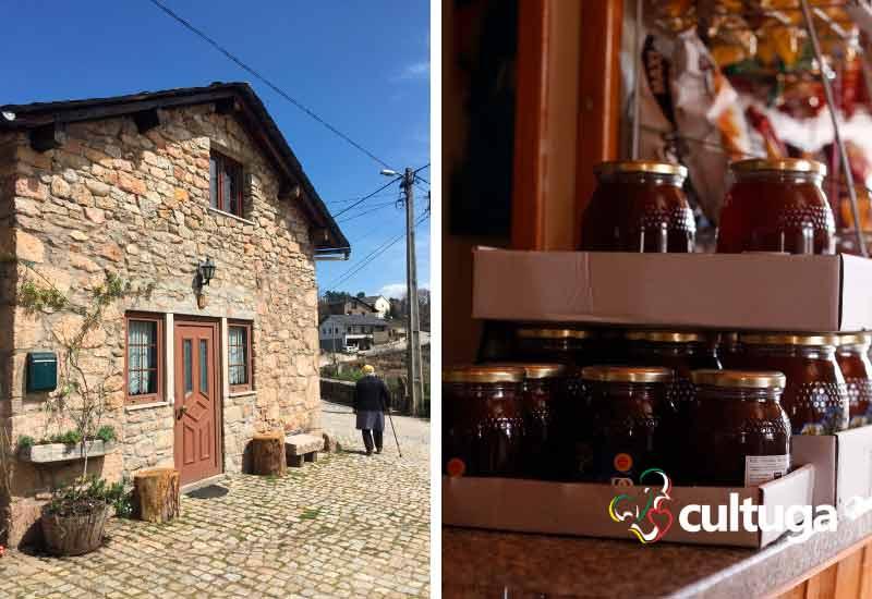 tras os montes portugal: aldeia de montesinho