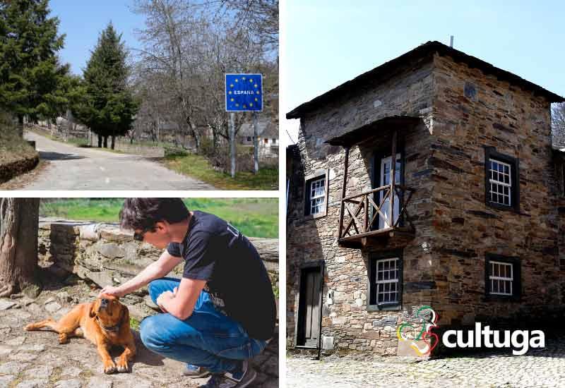 tras os montes portugal: aldeia de Rio de Onor