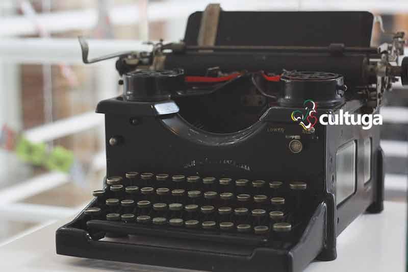 Máquina de Escrever de Fernando Pessoa