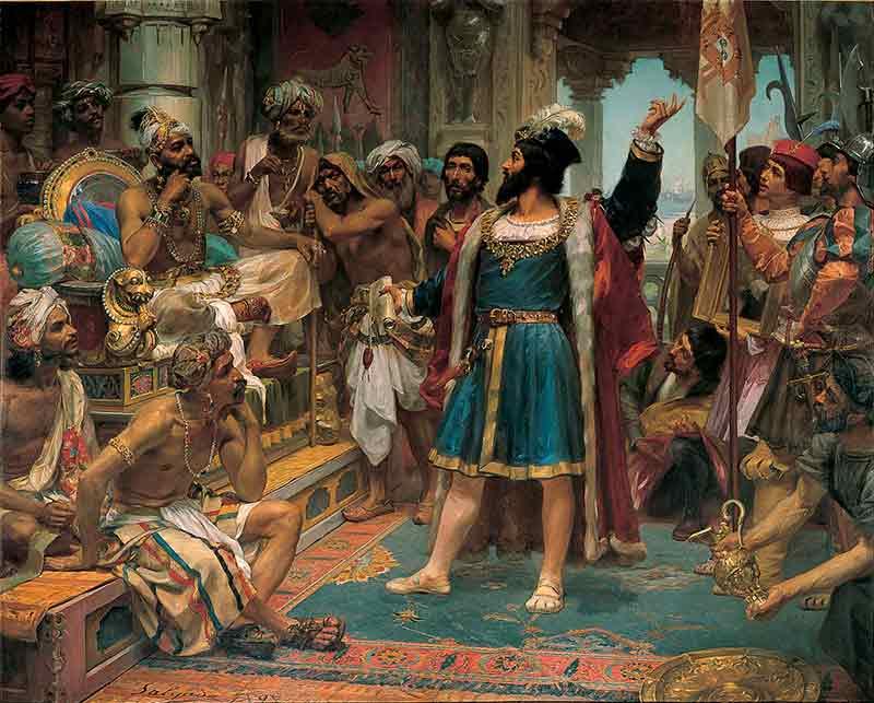 Vasco da Gama Calecute