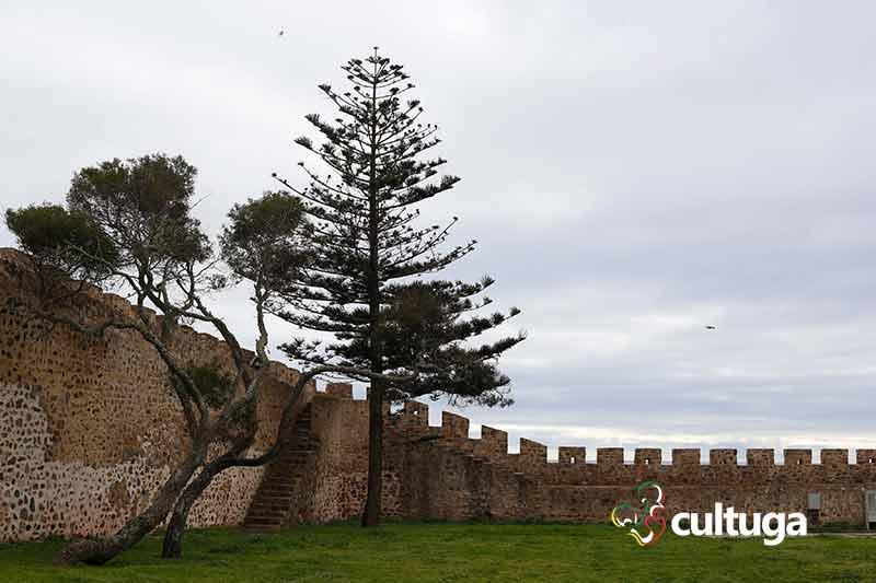 Castelo de Sines Portugal