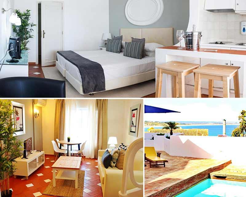 Onde ficar no Algarve: Baluarte da Vila Apartments