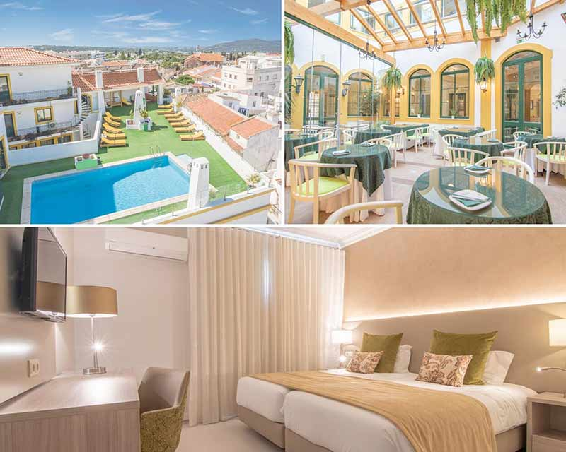 Hospedagem no Algarve: Loulé Jardim Hotel
