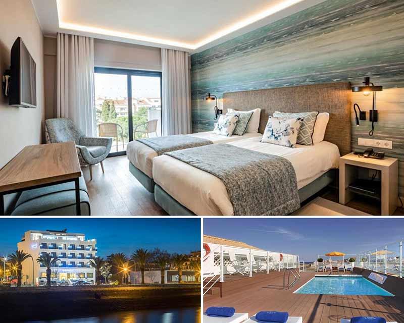 Onde dormir no Algarve: Hotel Marina Rio