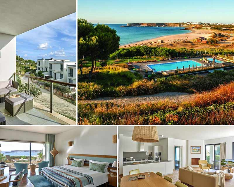 Onde dormir no Algarve: Martinhal Sagres Beach Resort