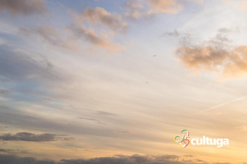 Pôr-do-sol costa alentejana