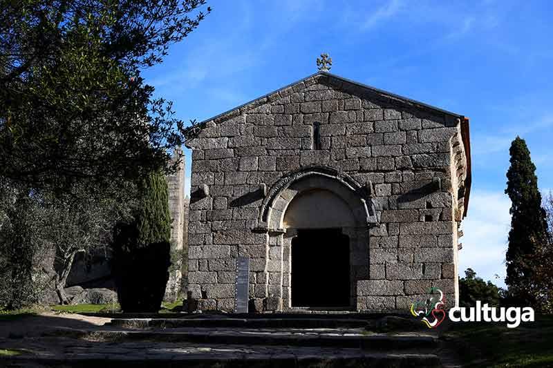 Capela de São Miguel, em Guimarães, Portugal