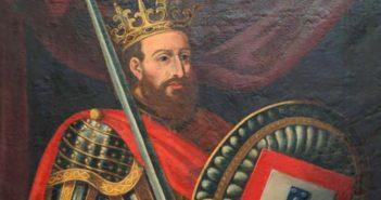 Dom Afonso Henriques, primeiro rei de Portugal
