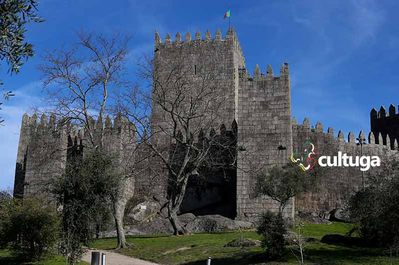 Castelo de Guimarães Portugal