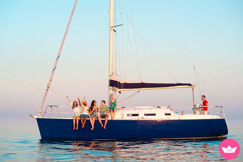 Férias em Família: passeio de barco em Portugal