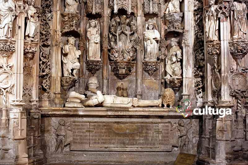 Túmulo Dom Afonso Henriques