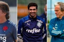 Técnicos portugueses no Brasil