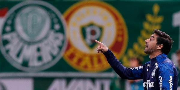Técnicos portugueses no Brasil: Abel Ferreira Facebook Palmeiras
