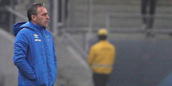 Técnicos portugueses no Brasil: Paulo Bento Facebook Cruzeiro