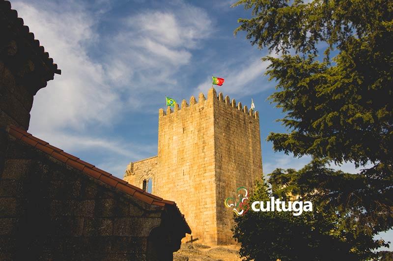 Castelo de Belmonte Portugal