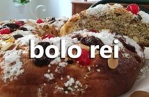 bolo rei português receita