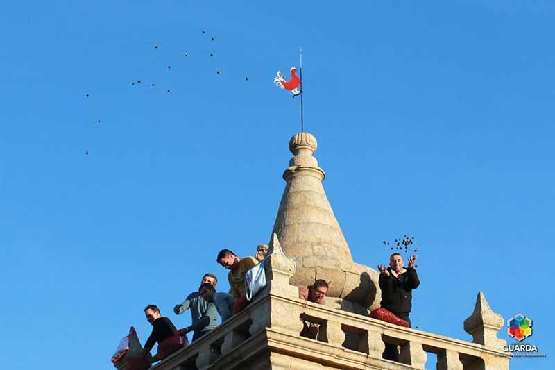 Natal em Portugal: Magusto da Velha