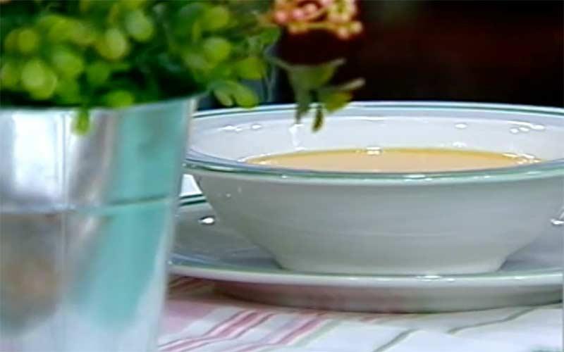 Sopas portuguesas - Creme de Cenoura