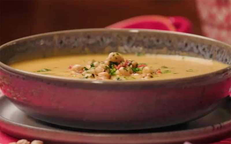 Sopas portuguesas - Sopa de grão