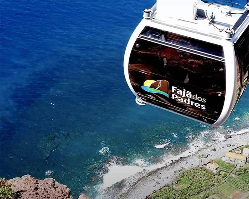 Fajã dos Padres - Ilha da Madeira