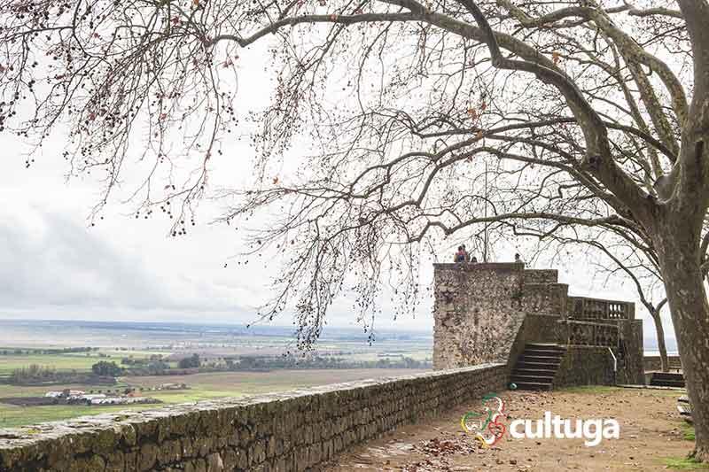 muralhas de Santarém portugal
