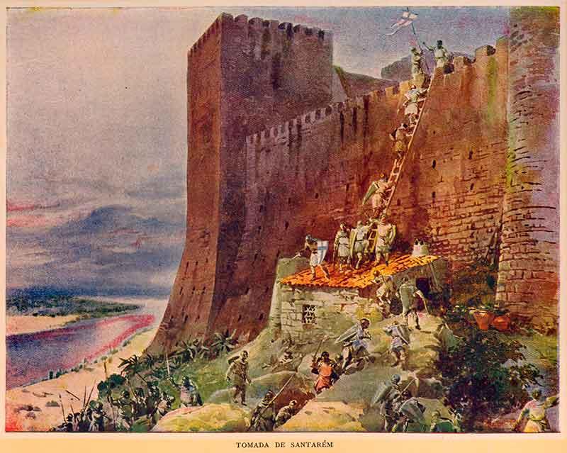 Castelo de Santarém Portugal