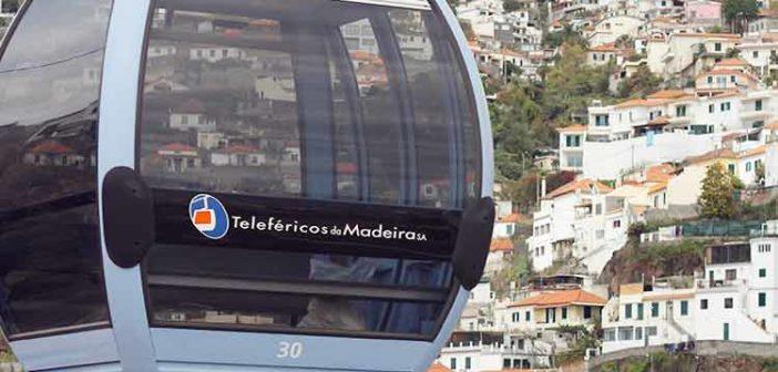 Teleféricos da Ilha da Madeira Portugal