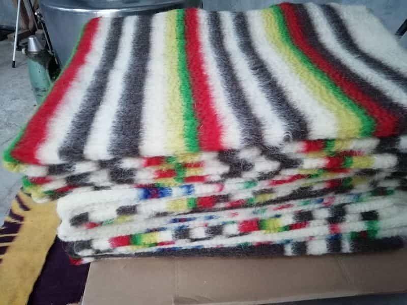 Cobertor de papa portugal