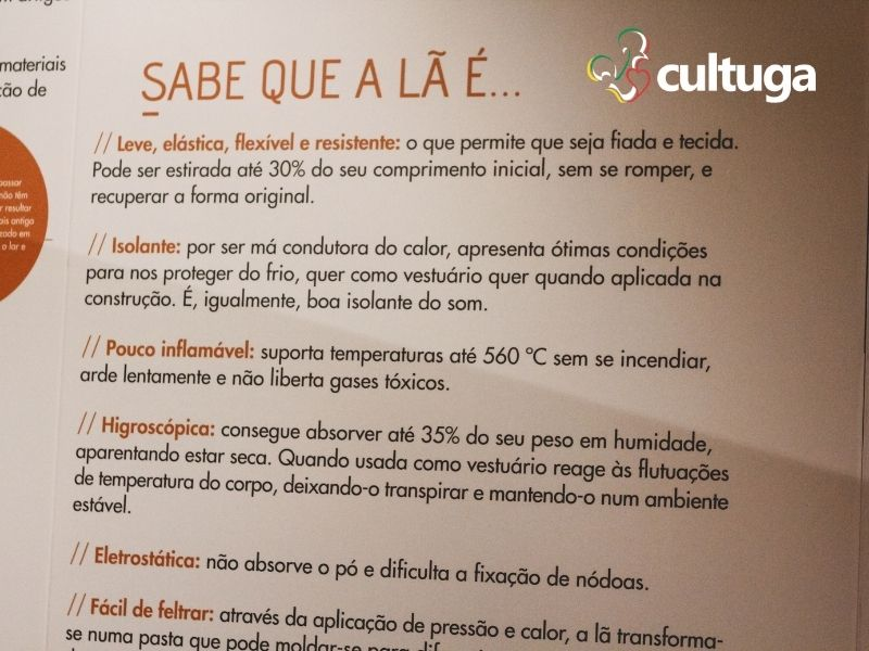 lã Serra da Estrela