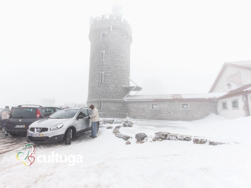 Melhor época Serra da Estrela: inverno