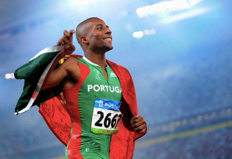 Campeões olímpicos de Portugal: Nelson Évora