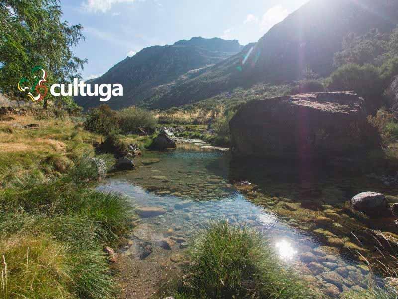 Serra da Estrela: água