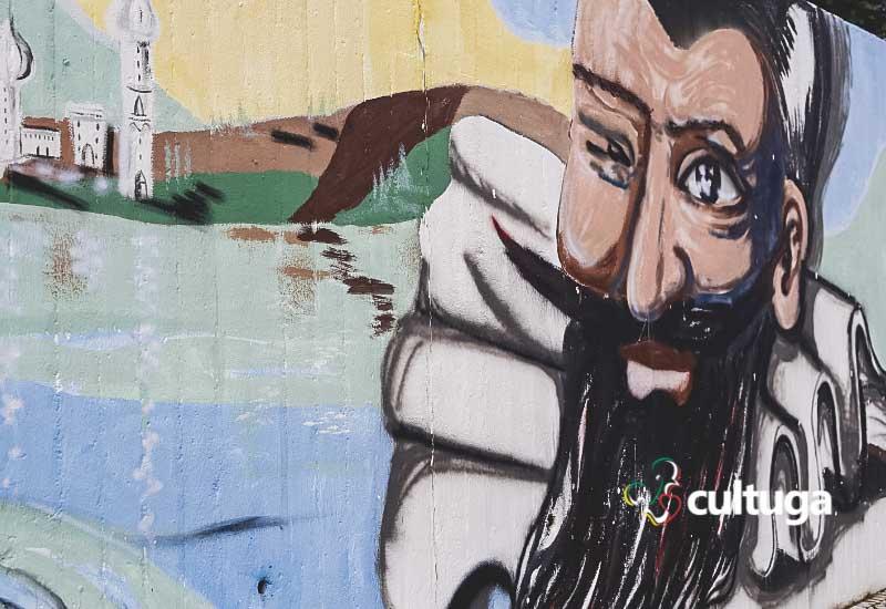 Constância Portugal: arte urbana