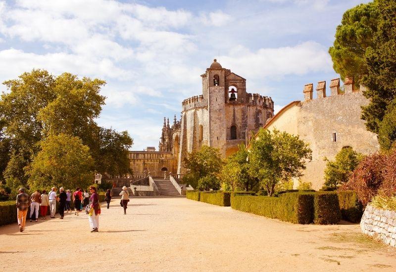 Perto de Fátima: Convento de Cristo Castelo de Tomar