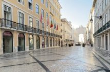 Rua Augusta Lisboa