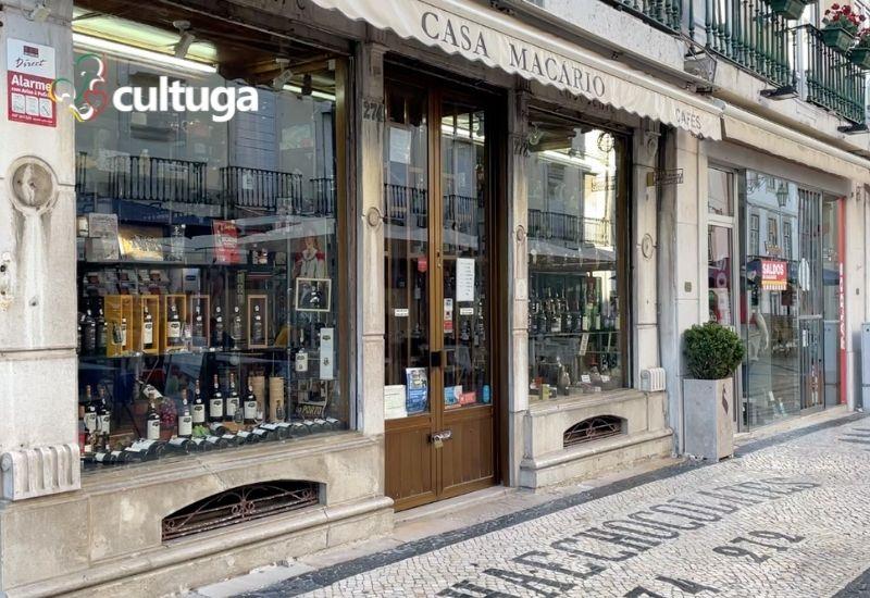 Casa Macário - Lojas Rua Augusta