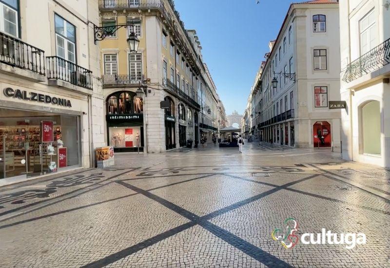Lojas Rua Augusta Lisboa